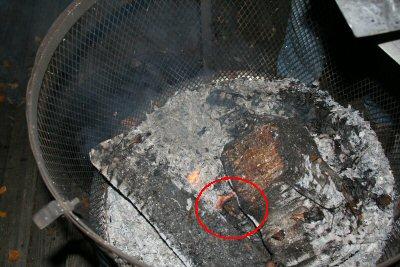 How To Make Burn Pit For Dog Poop